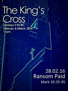 Ransom Paid  |  THE KING'S CROSS