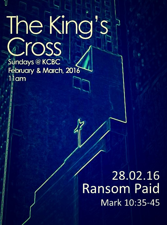 You are currently viewing Ransom Paid  |  THE KING'S CROSS