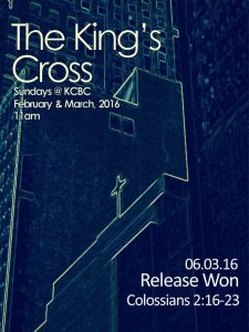 Release Won  |  THE KING'S CROSS