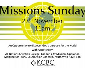 Read more about the article Missions Sunday