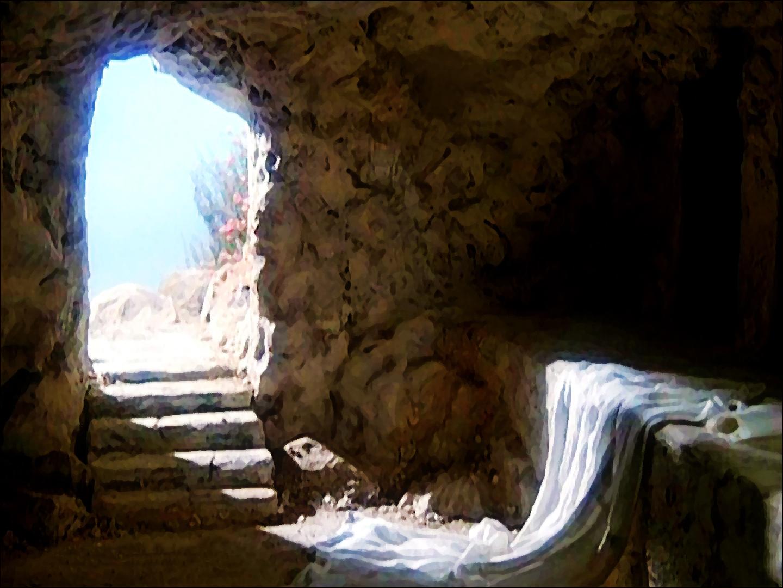 Living the Resurrection (Mk. 16.1-8)