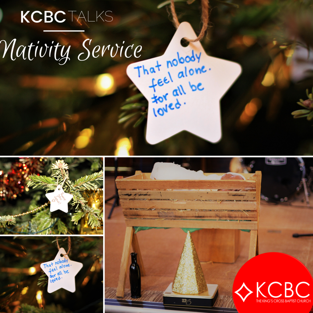 KCBC Talks – Nativity Service