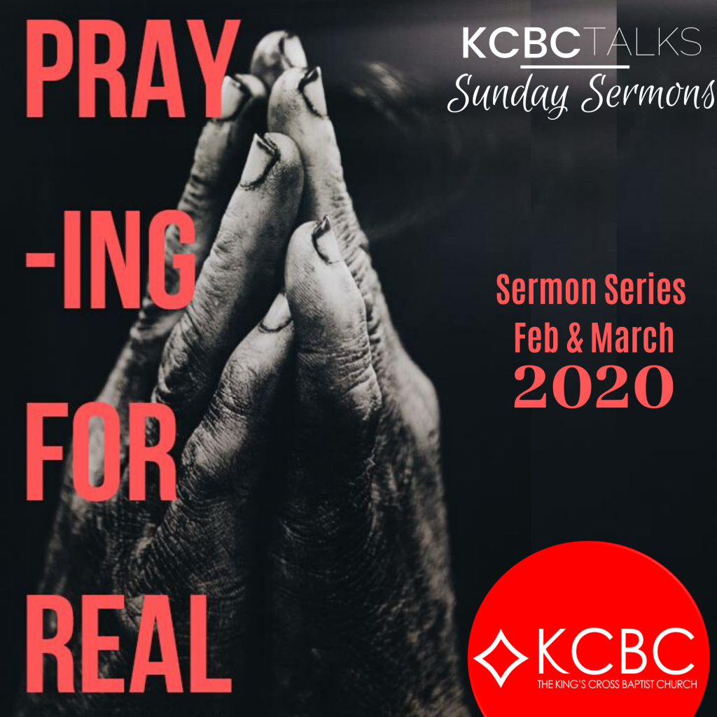 Praying For Real – Sermom Series 2