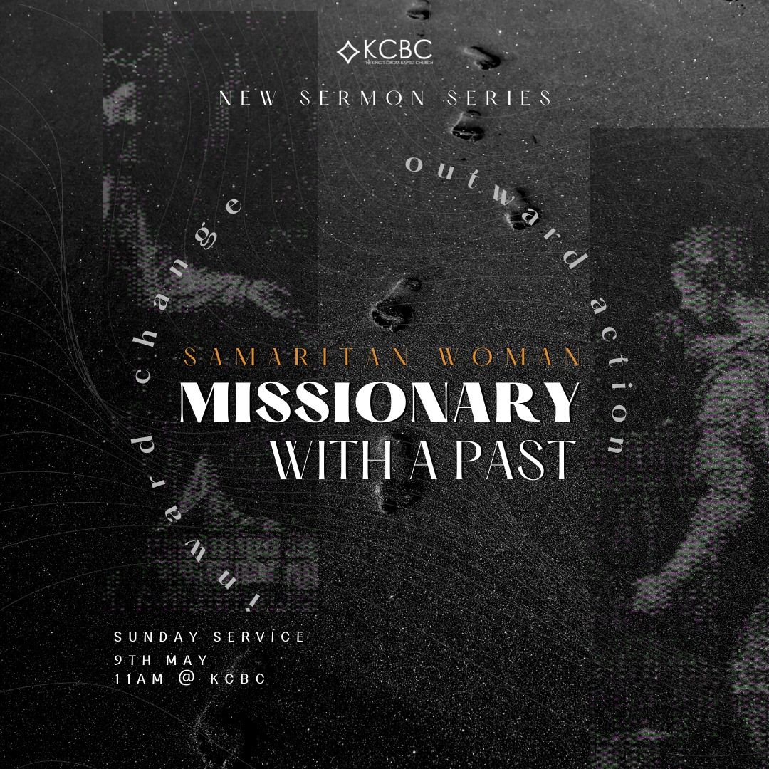 The Samaritan Woman: Missionary with a past